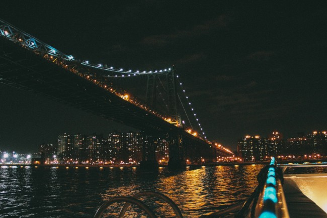 Manhattan Bridge | © Ms. Vitri Photos