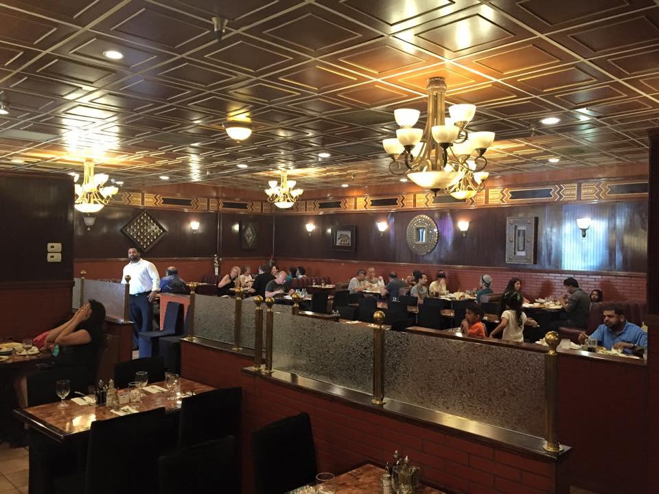 Mantra Indian Cuisine's interior | Courtesy Mantra Indian Cuisine