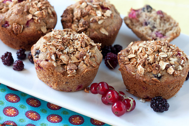 Breakfast Muffins | ©Emily Carlin/Flickr