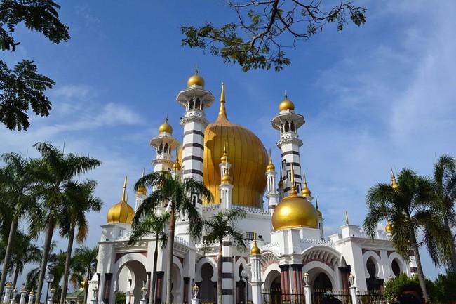 Ubudiah Mosque | © WikiCommons