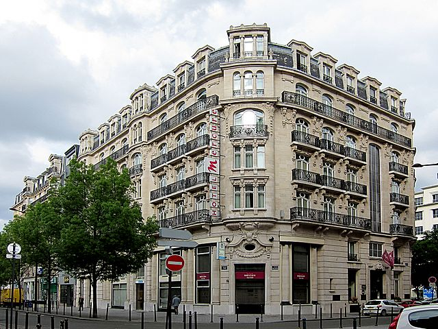 Mercure Lille Centre Grand Place Hotel | © Velvet/WikiCommons