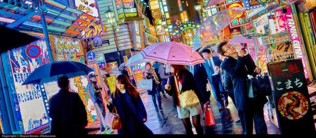 Tokyo | © Moyan Brenn/Flickr