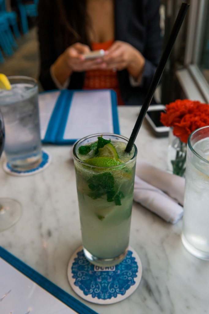 Mojito at Ocho|©Nan Palmero/Flickr