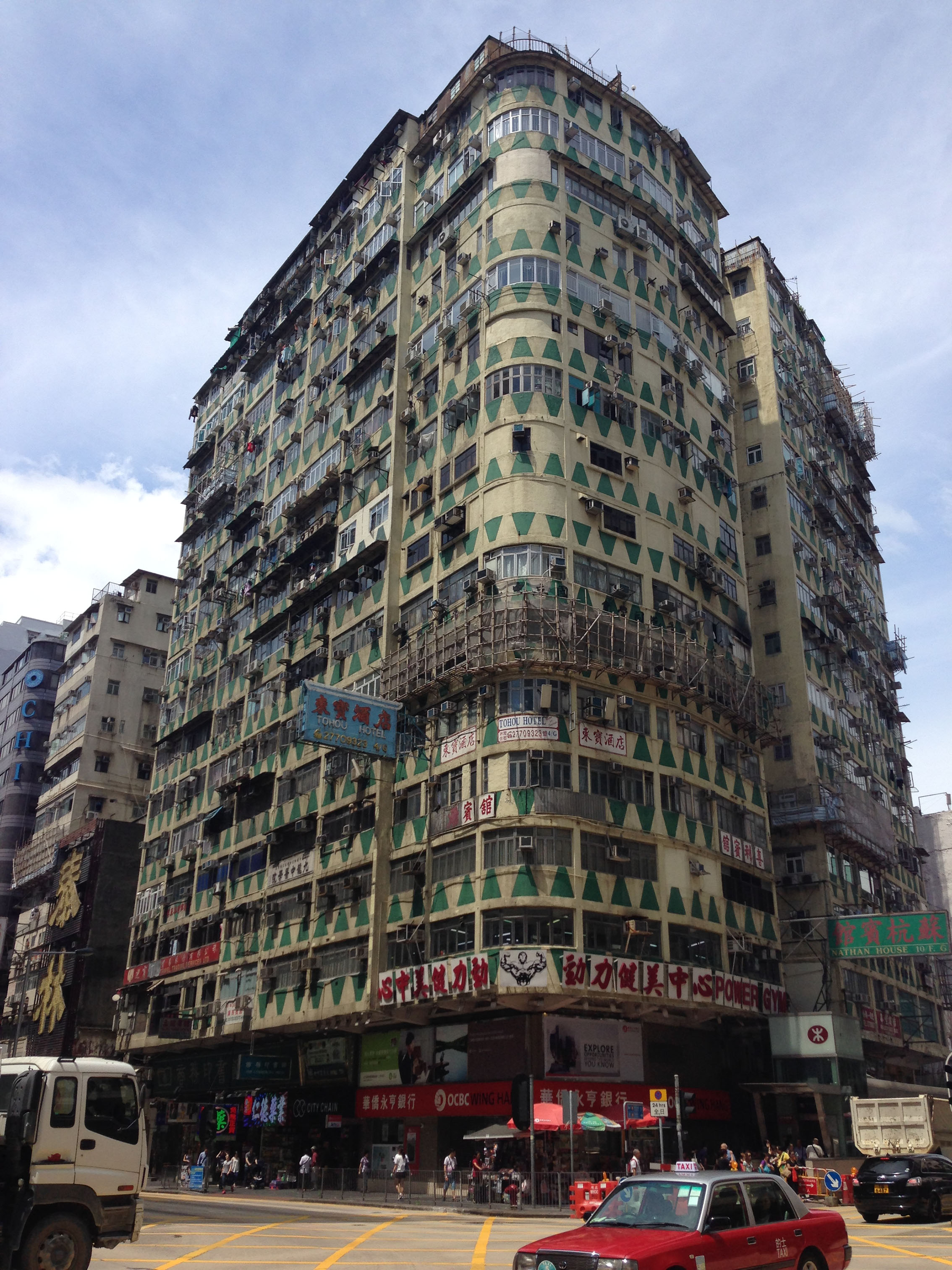 Mongkok | © Tom Billinge