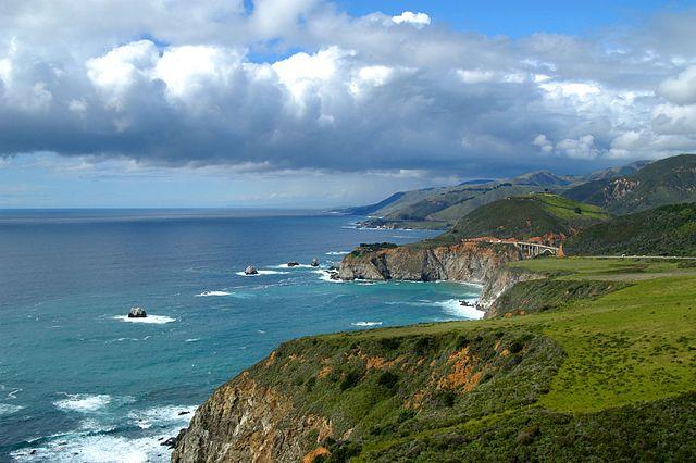 Monterey Bay   ©WikiCommons