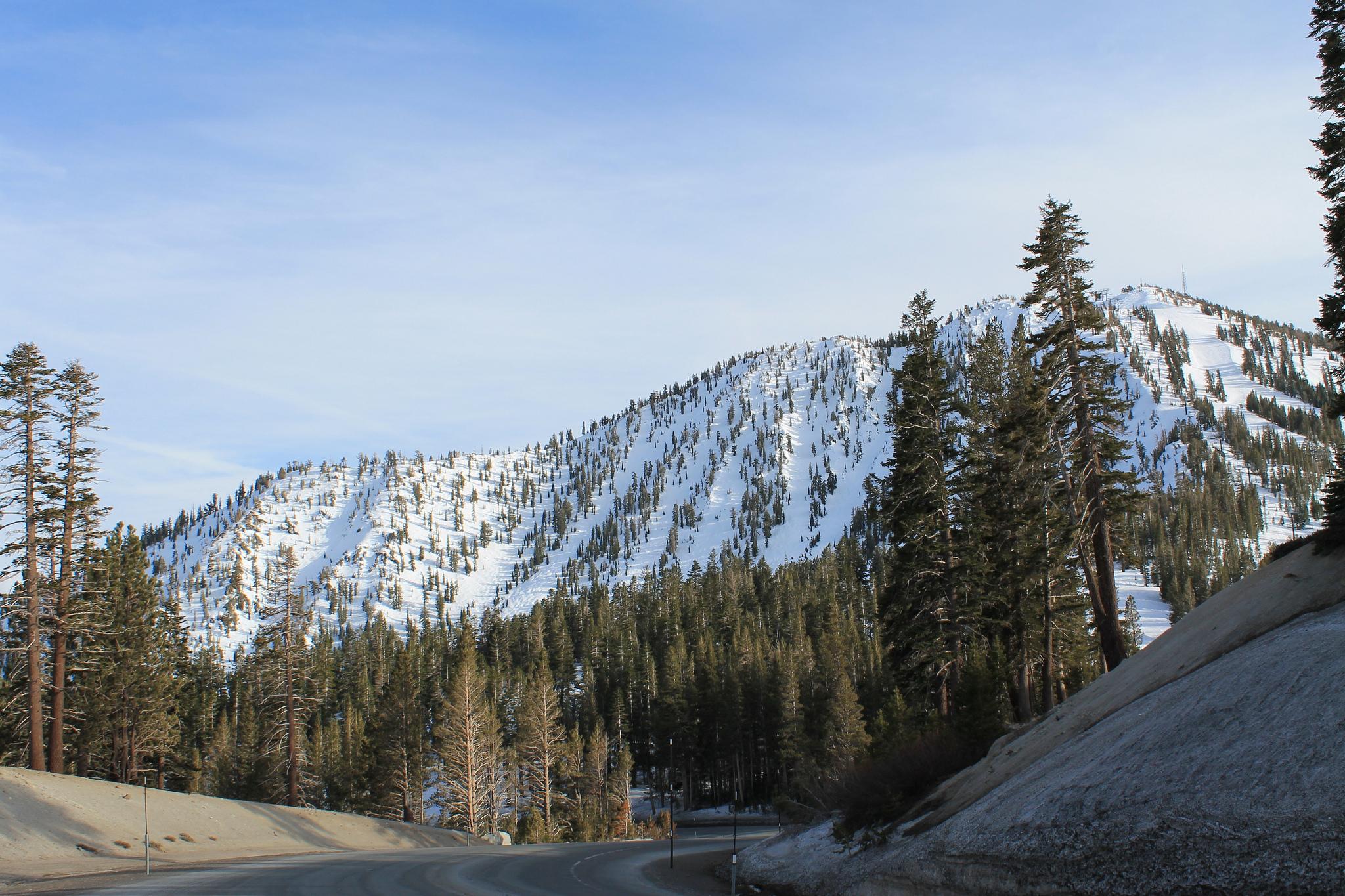 The Mount Rose Highway | ©Patrick Nouhailler/Flickr