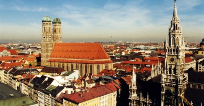 Munich skyline | © Stefan Kühn/WikiCommons