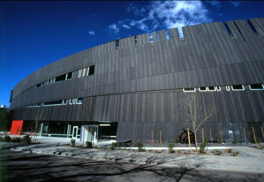 Nevada Museum of Art | ©Rmart123/WikiCommons