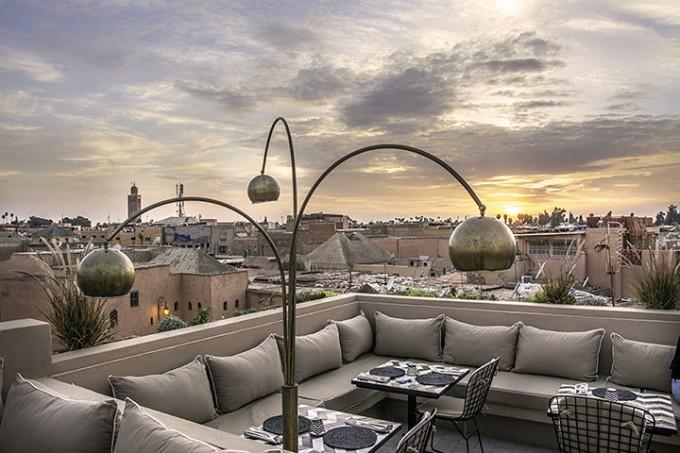 The Top 10 Outdoor Restaurants In Marrakech