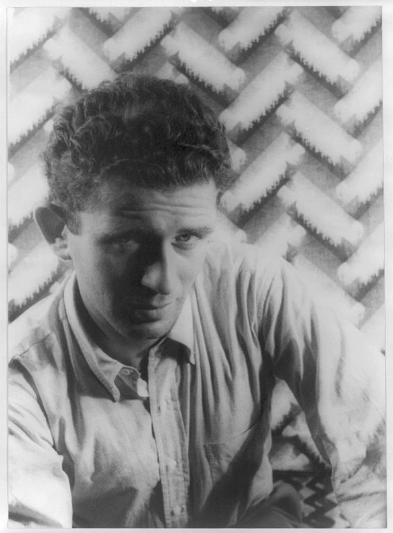 Norman Mailer, 1948, from the Library of Congress Van Vechten Collection | © Floriang/WikiCommons