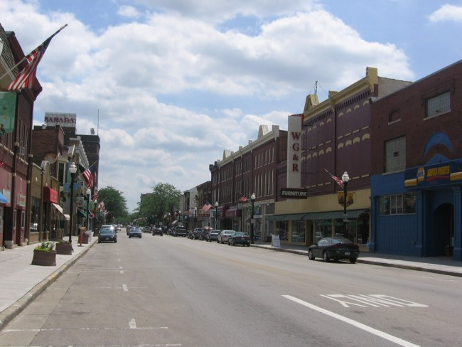 North Main Street Historic District, Fond du Lac | © Dspradau/WikiCommons