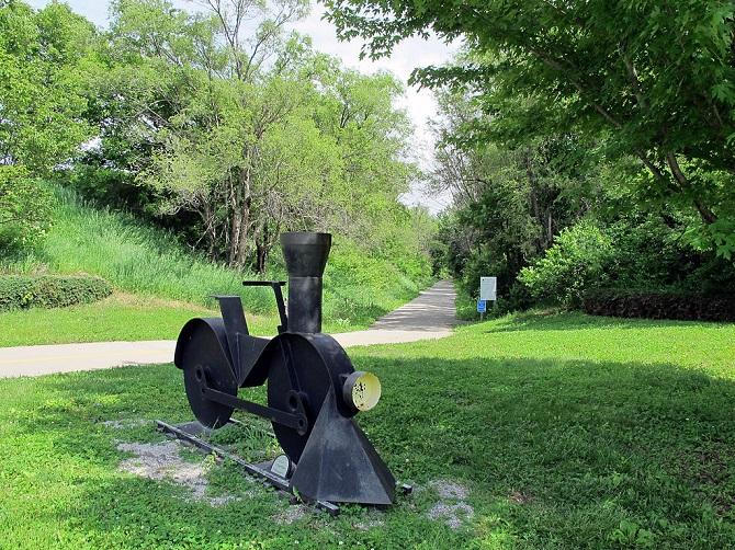 Novartis Trailhead, MoPac Trail | ©Hanyou23/Wikimedia Commons