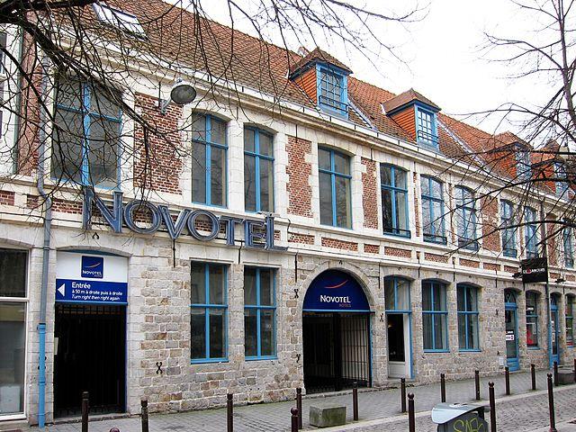 Novotel Suites Lille Europe | ©Velvet/WikiCommons