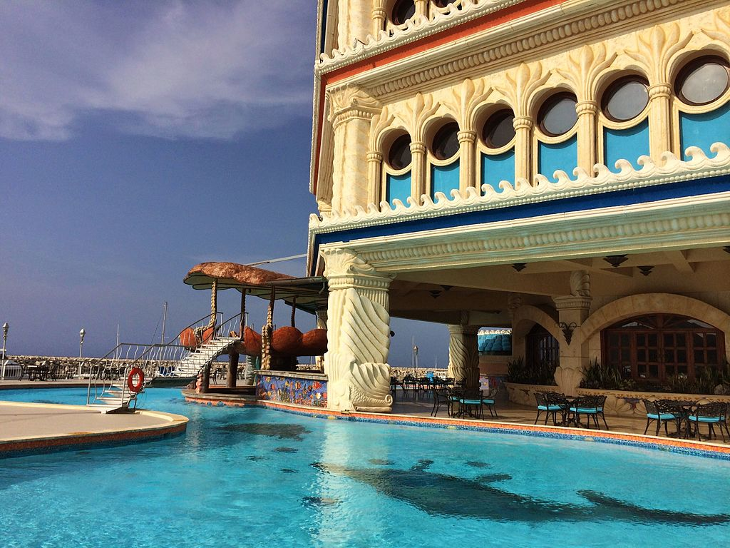 Ocean world casino puerto plata