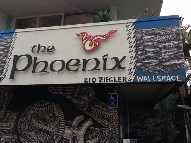 The Phoenix Hotel   © Ryan Basso