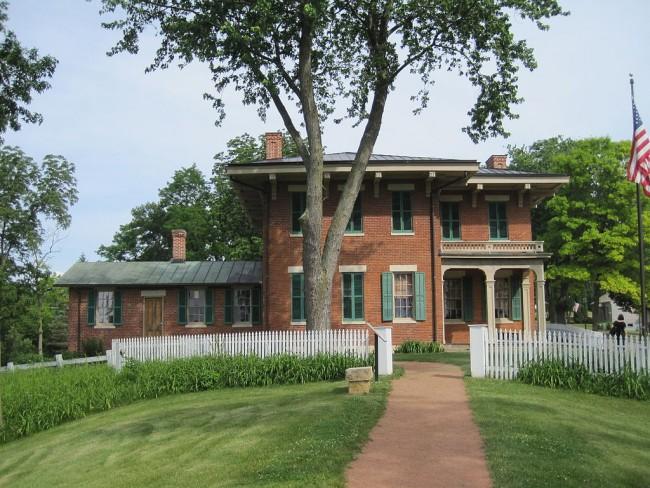 Ulysses S. Grant Home | © Teemu008/Flickr