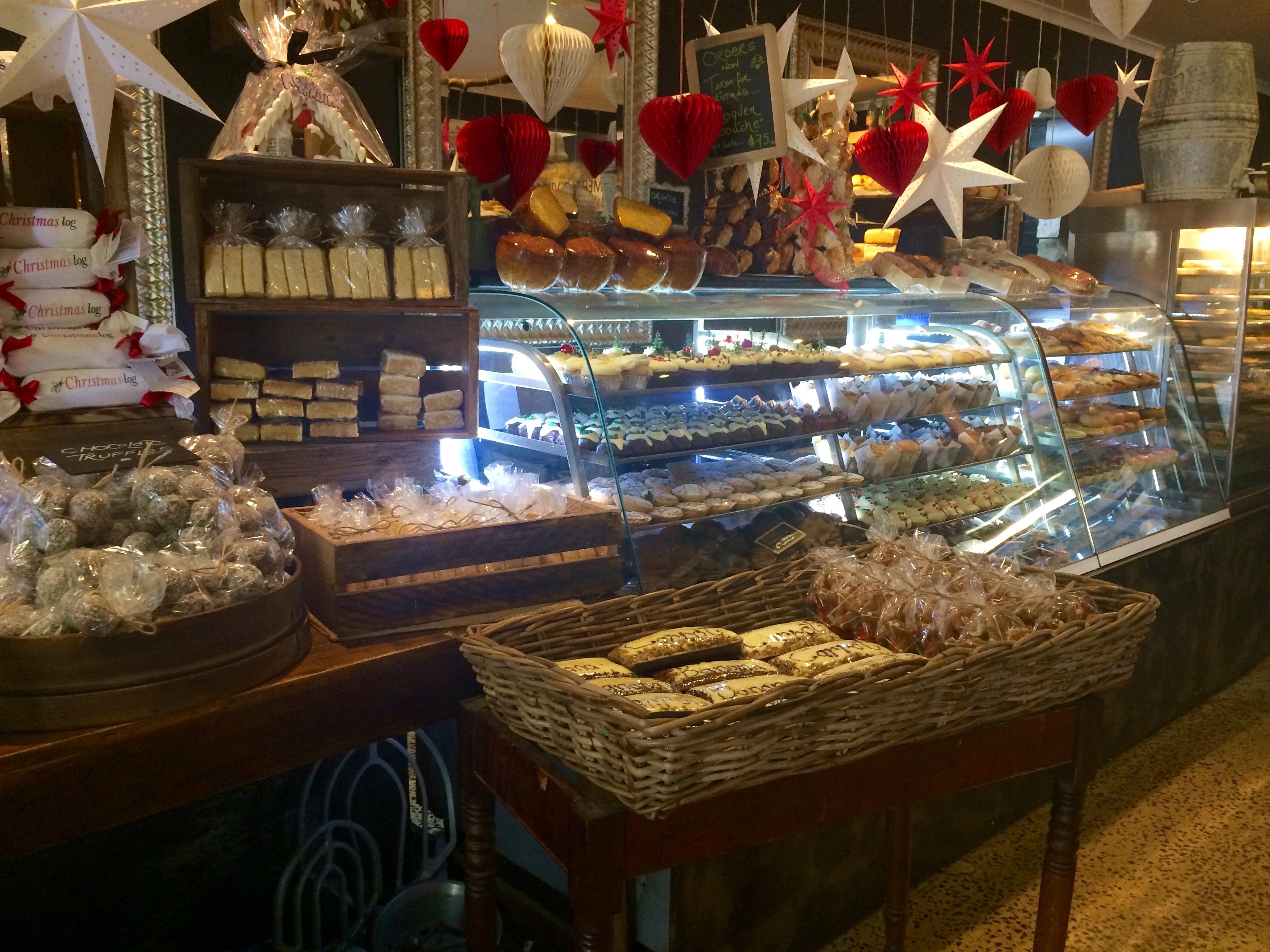 Emerald Village Bakery and Café | © Tegan Sellick