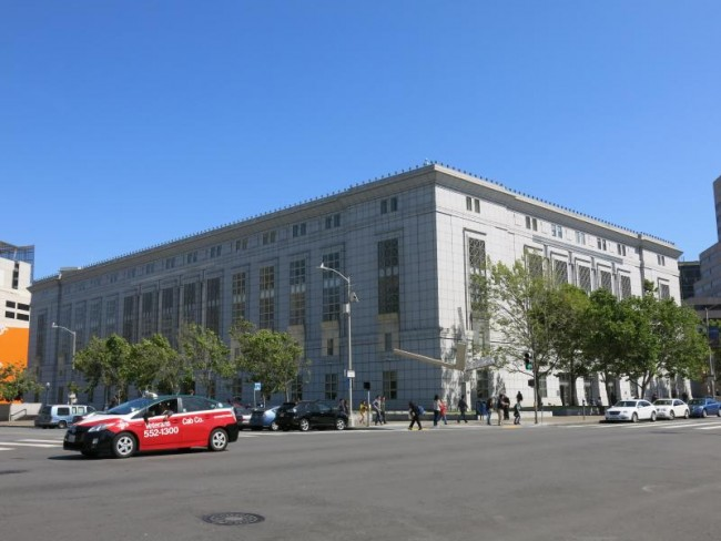 San Francisco Main Library   © Steven Damron/Flickr