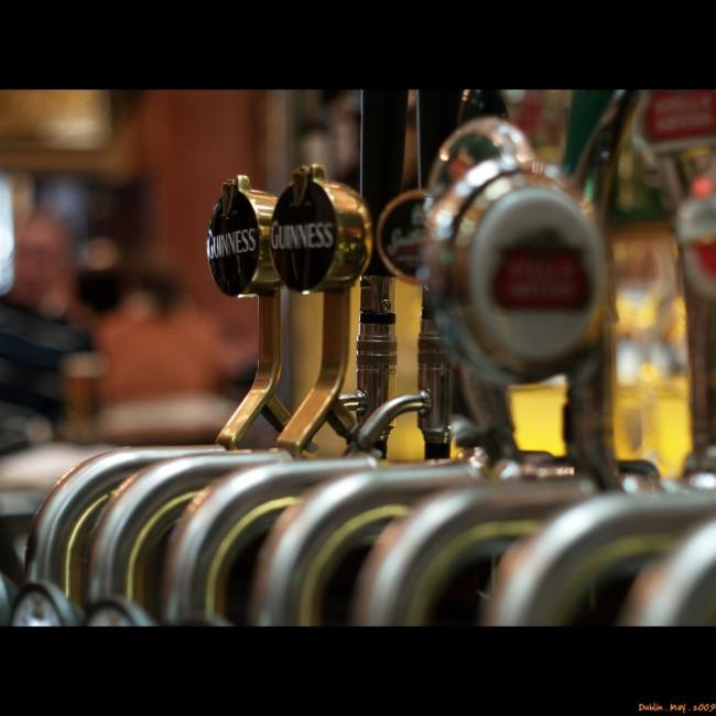 Beers Taps| ©Fabrizio Sciami/Flickr