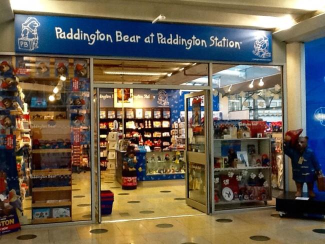 Paddington Bear Shop   PADDINGTON BEAR™ © Paddington and Company Ltd 2015 Paddington Bear™, Paddington™ and PB™ are trademarks of Paddington and Company Limited