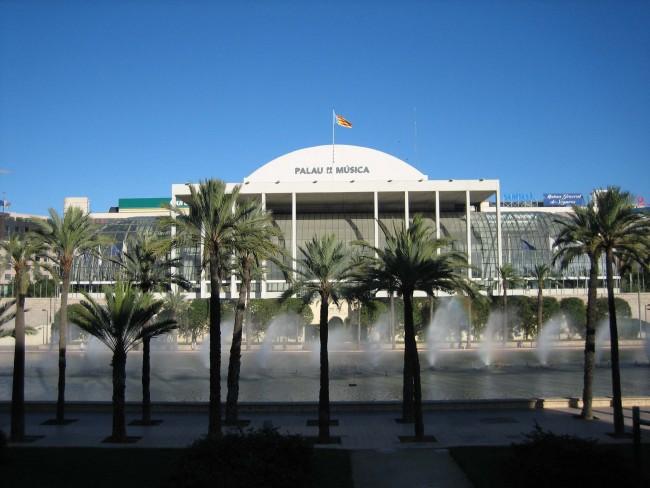 Palau de la Música a València | © Sento / Wikipedia