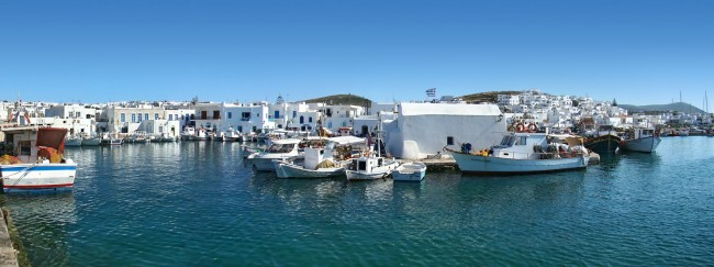 Naousa, Paros © Tango7174/WikiCommons