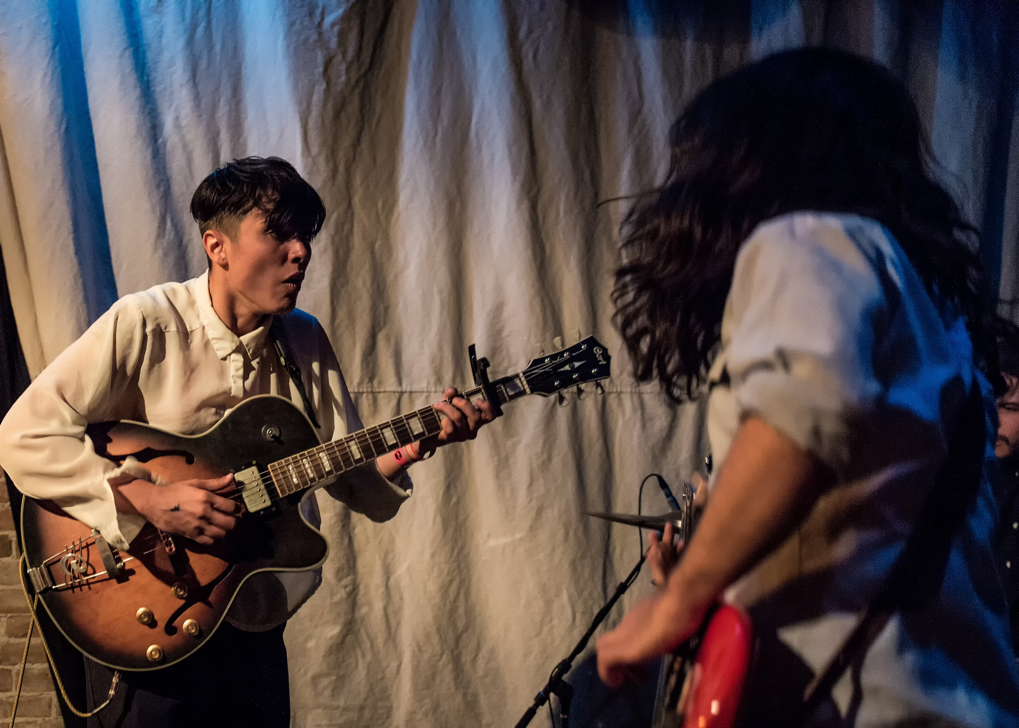 Kera and The Lesbians-Pengilly Saloon-Treefort 2015-Credit-Michael Smith | ©Treefort Music Fest/Flickr