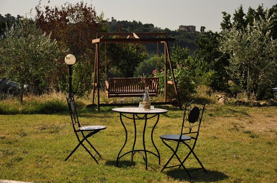 Perugia Farmhouse | Courtesy of Dilara Tuna