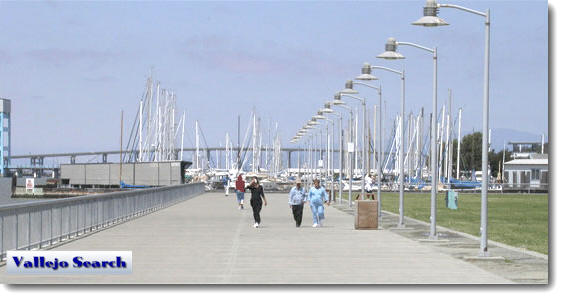 © Vallejo Waterfront Park/Google Images