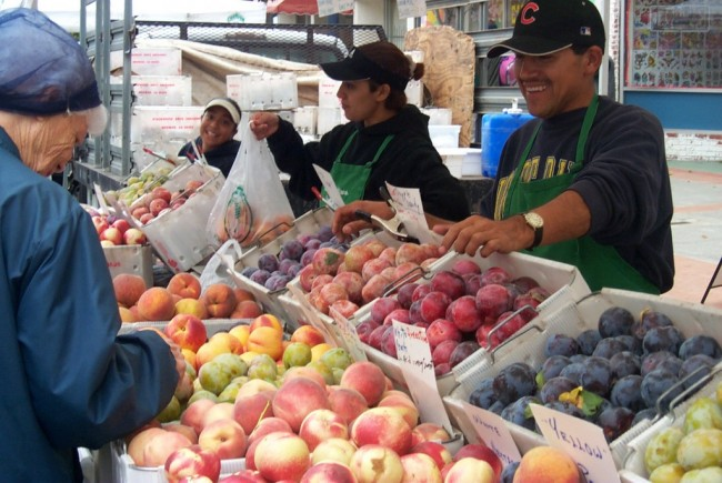 © Vallejo Farmers Market/Google Images