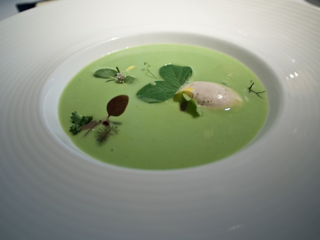 Soup at Manresa | © Edsel Little/Flickr