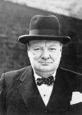 Winston Churchill | © Common Good / Wikicommons