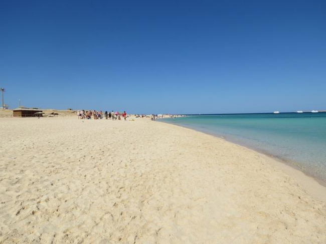 Paradise Island Hurghada Red Sea │© Goodgood / Pixabay