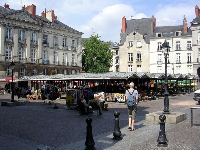 Place Bouffay | © Jibi44/WikiCommons