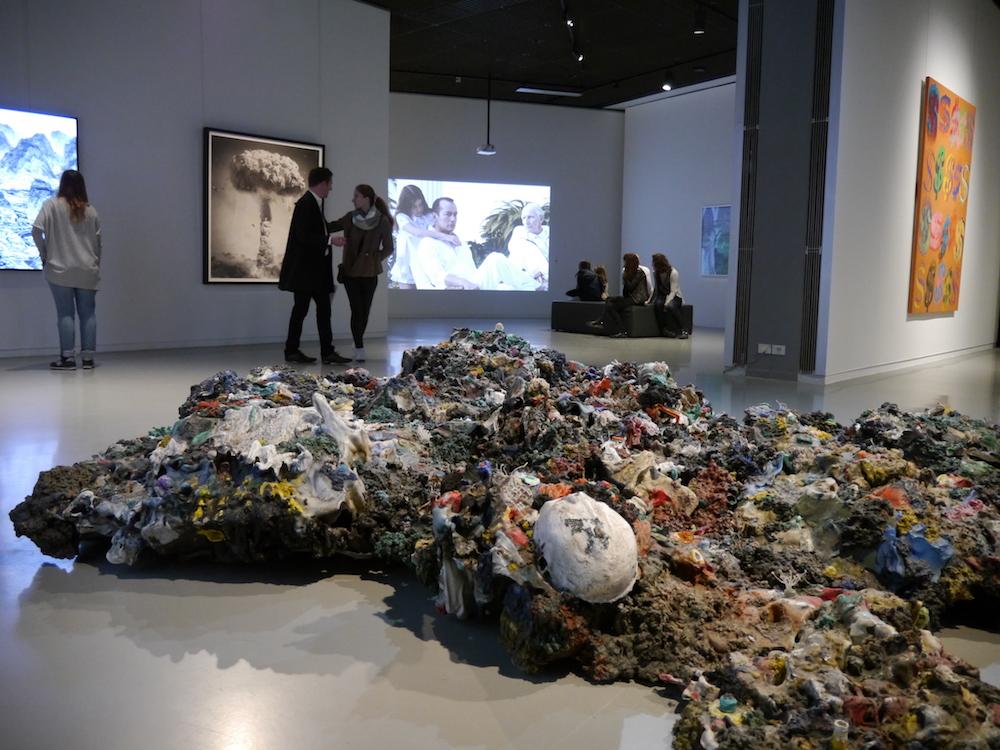 Plastic Reef, Maarten Vanden Eynde | © Sara Gonçalves