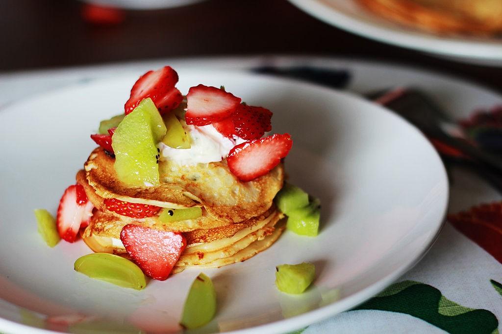 Pancakes © Japanexperterna.se/WikiCommons
