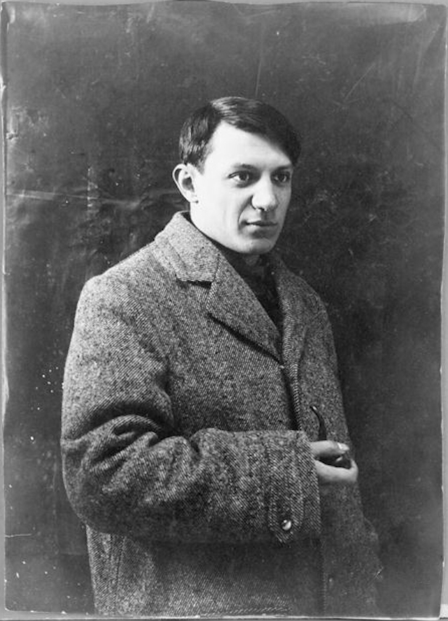 Pablo Picasso   © Anonymous/WikiCommons