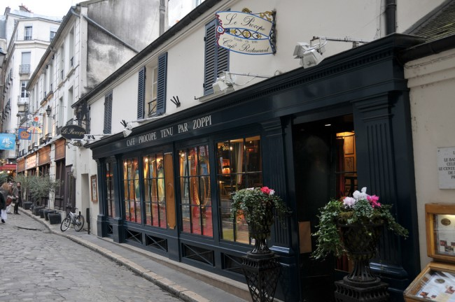 Café Procope, founded 1686 | © Serge Melki/Flickr