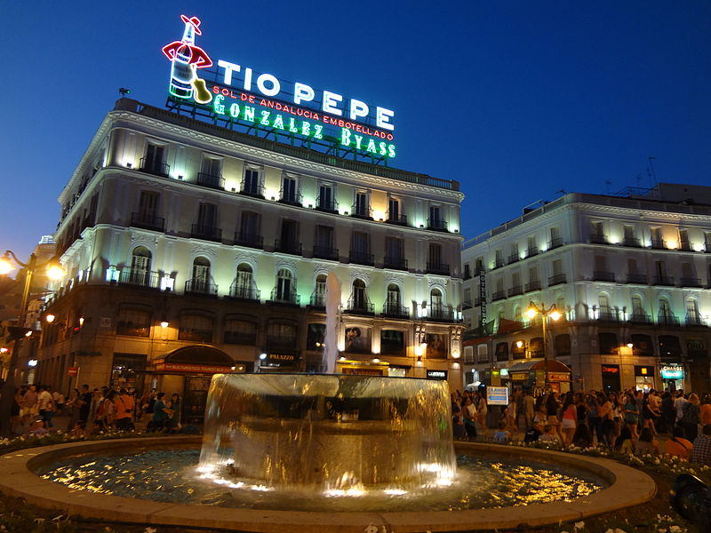The top 10 things to do and see in puerta del sol madrid for Comer en puerta del sol