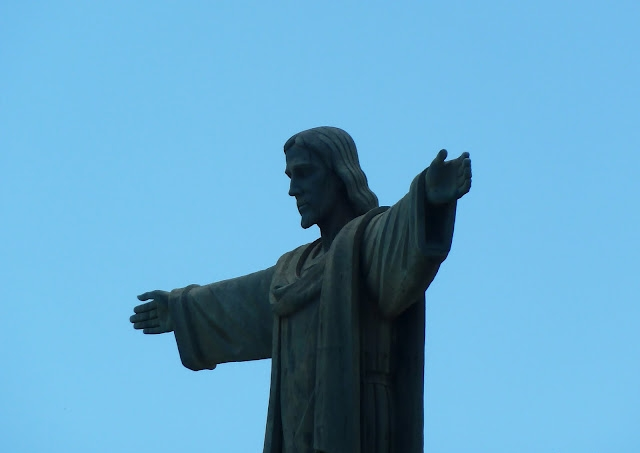 Christ the Redeemer at Pico Isabel de Torres © Reimarhoven/WikiCommons