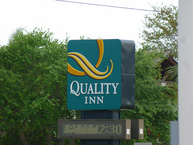 Quality Inn | ©boxer_bob/Flickr