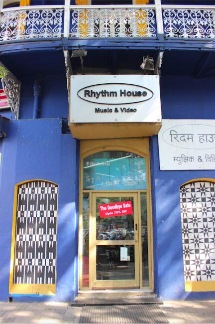 Rhythm House © Aman Mehta