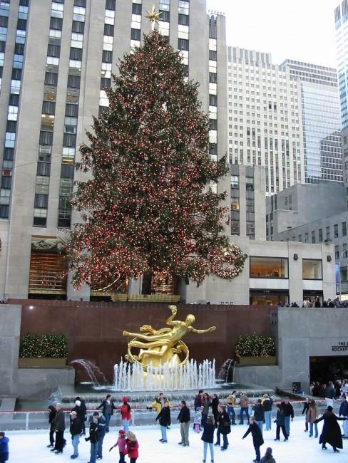 Rockefeller Center | © Anna Fox/Flickr