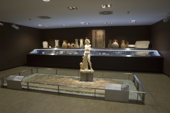 Roman Empire collection at Museo de Almeria | © Museo de Almeria/WiKiCommons