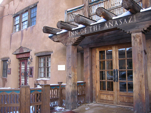 Rosewood Inn of the Anasazi | ©mimerkel/Flickr