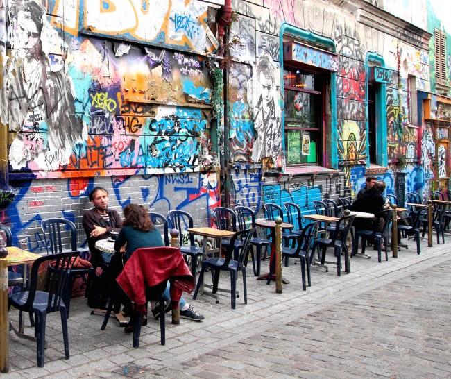 Rue Denoyez, Paris | © Jean-François Gornet/Flickr