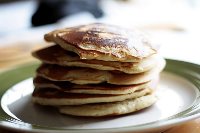 Pancakes | ©Caterina Guidoni/Flickr