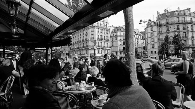 Les Deux Magots | © Ingo Ronner/Flickr