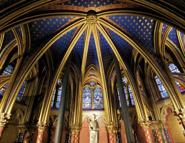 Sainte Chapel | © Peter Rivera/Flickr