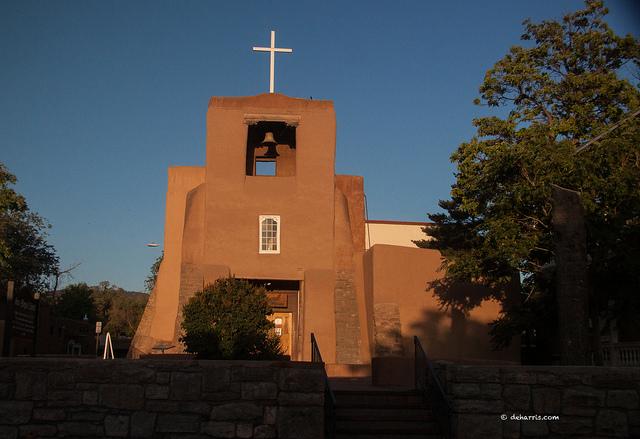 San Miguel Mission | ©mnchilemom/Flickr